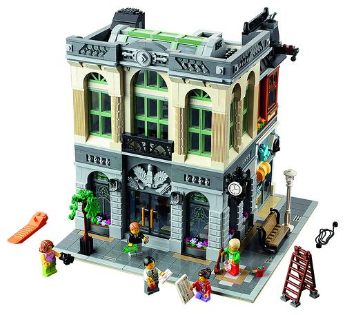 Lego 10251 Brick Bank Expert Creator Set New /& Sealed