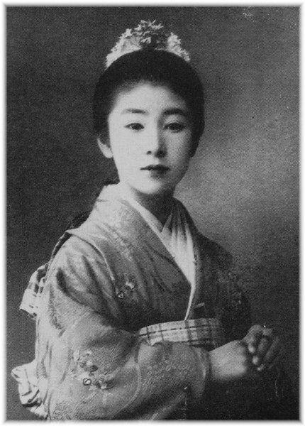 日本初美人コンテスト 令嬢の部 その2 | 昔 美人, 古い写真, 古写真