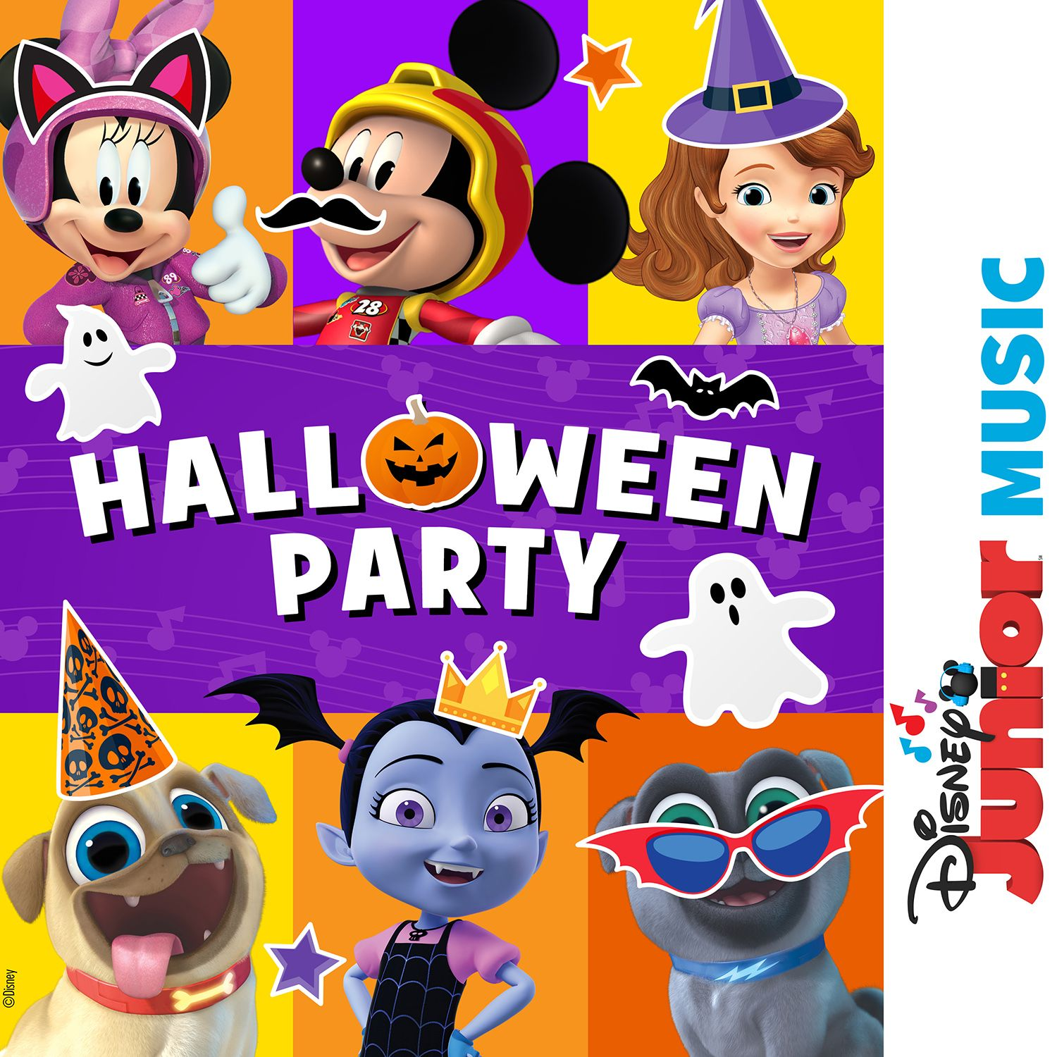 get ready for halloween with disneyjunior halloween party featuring tons of spook tacular songs your children will love to sing along to