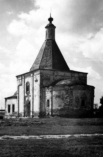 Ильинский храм в Пруссах Коломенского района
