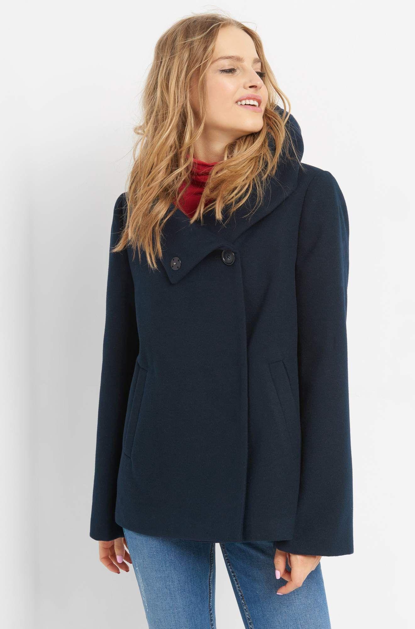 Orsay doppelreihiger mantel