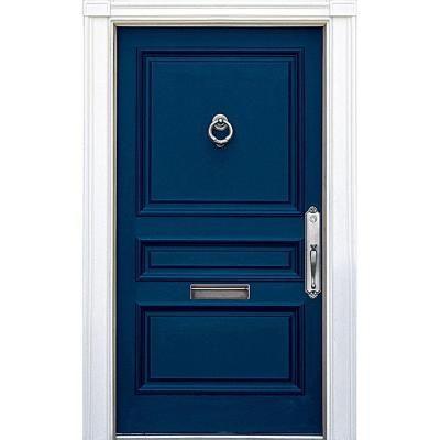 Modern Masters Express Yourself 1 qt. Satin Serene Front Door ...