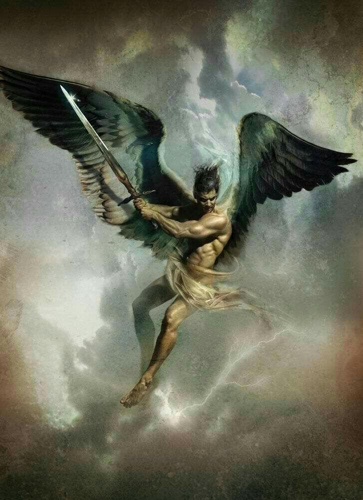 pin de ayari galvicius en angels fairies angel angel warrior y
