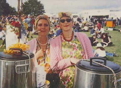 The Tea Ladies On Tour - Gallery Page 4