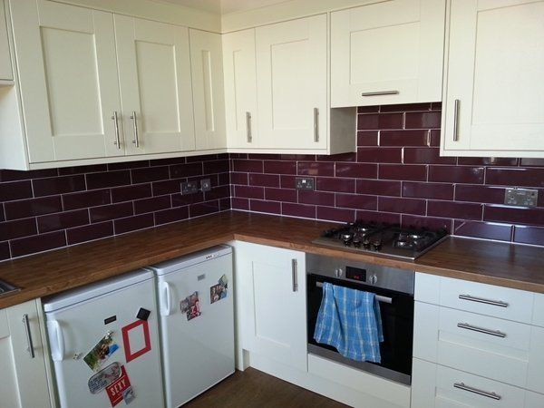 Burgundy Kitchens That You Will Love # ...