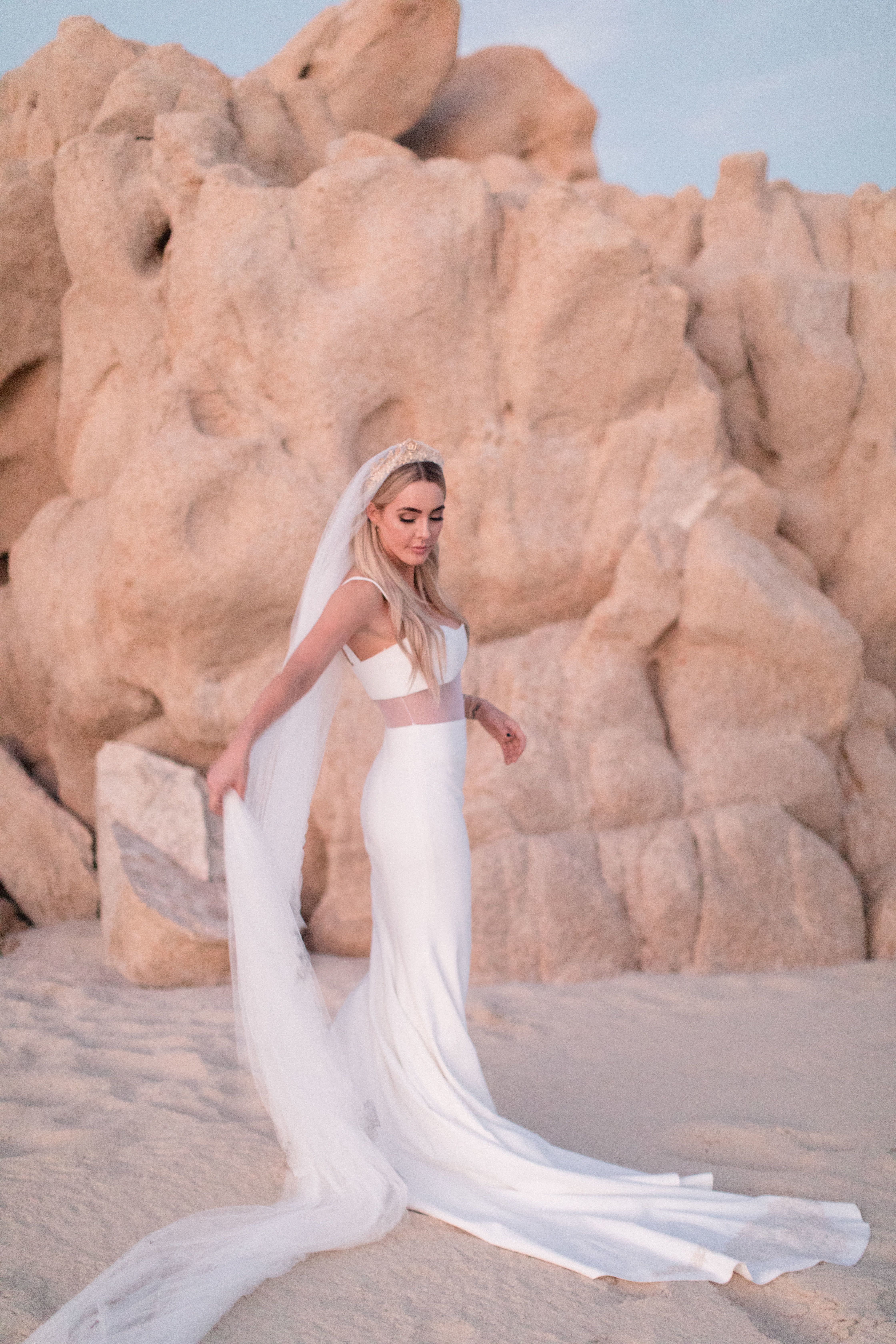 The Skinny On Lauryn Evart S Stunning Cabo Wedding Skinny Cabo