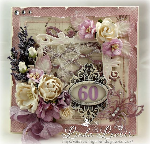 Swg Original Designs Card With Flowers Flower Greeting Cards For