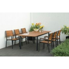Jysk Ca Table Ibis Extensible Outdoor Furniture Sets Furniture Summer Tables