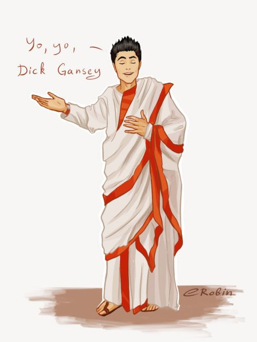 Yees Henry<<< and out came JULIUS CEASER no. It was Henry Cheng wearing a yoga.