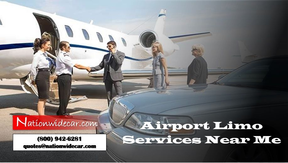 Airport Limo Services Near Me Airport limo, Airport limo