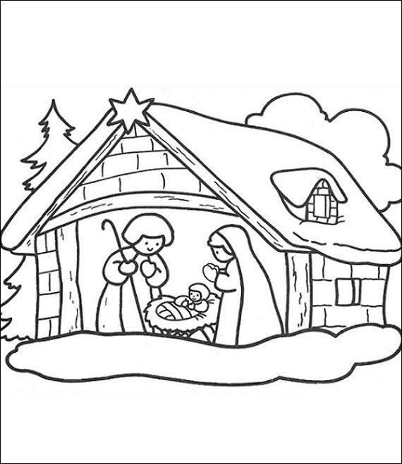 weihnachten zum ausmalen 18  basteln frühling kinder