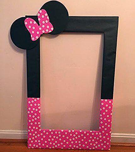 Photo of Basteln für Mädchen Geburtstagsfeier Minnie Mouse 18+ Trendy Ideen