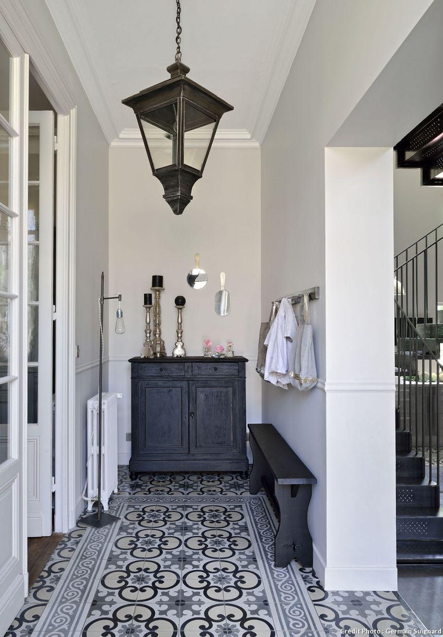 Une ancienne clinique transform e en maison de famille d co entr e maison - Salon habitat bordeaux ...