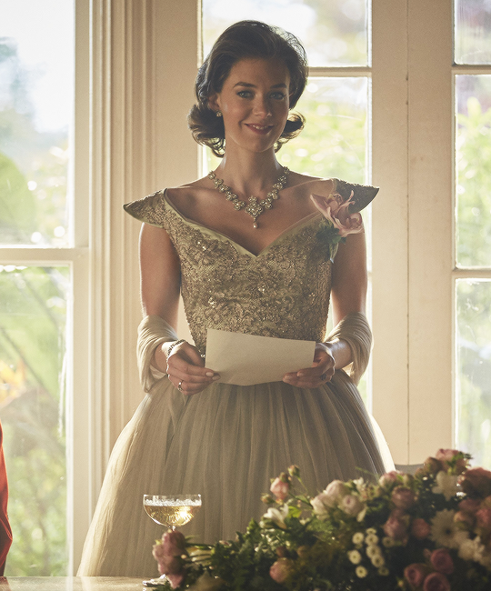 Eviestvincent Vanessa Kirby As Princess Margaret In Season One