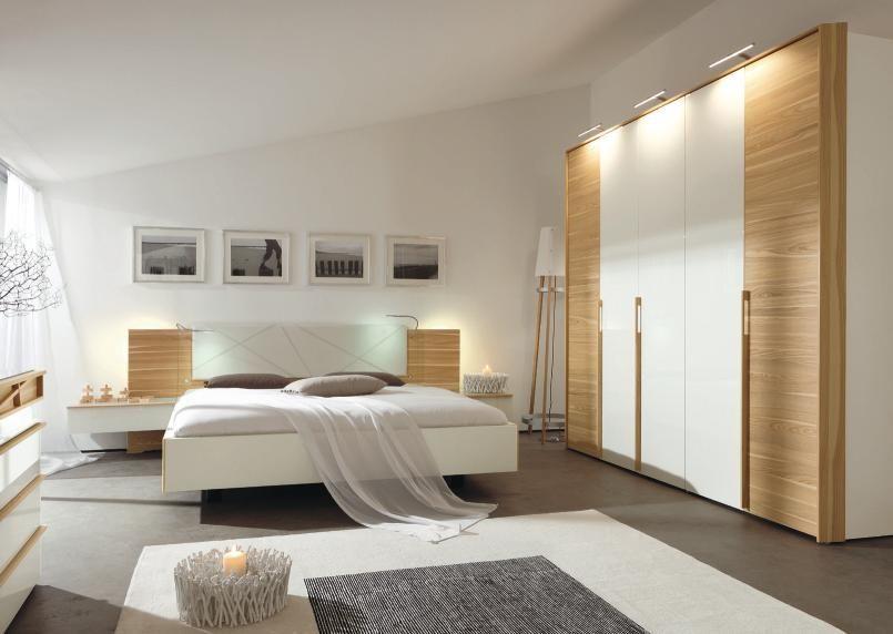 """Elegantes Schlafzimmer """"Cutaro"""" von HÜLSTA Qualität und"""