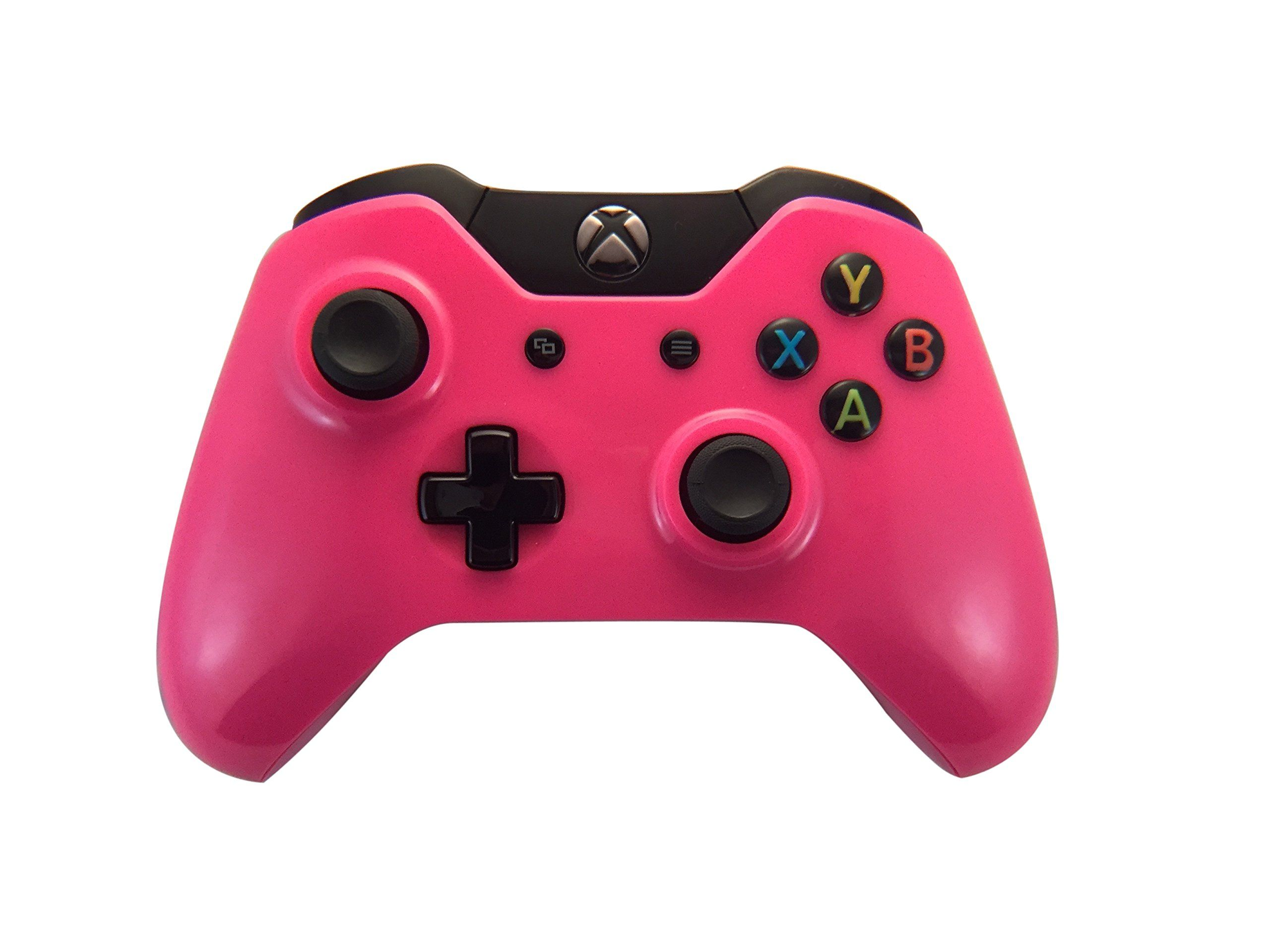T-1 Series Glossy Pink Custom Xbox One controller