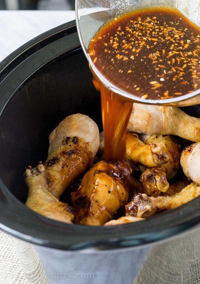 Slow Cooker Teriyaki Chicken Recipe Teriyaki Chicken