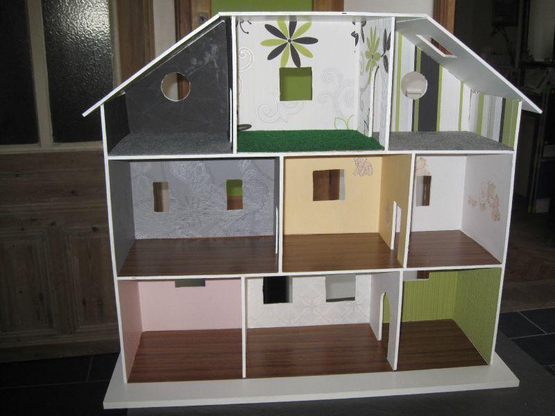 Ici vous pouvez d couvrir vos r alisations de maison de - Construire une maison playmobil ...