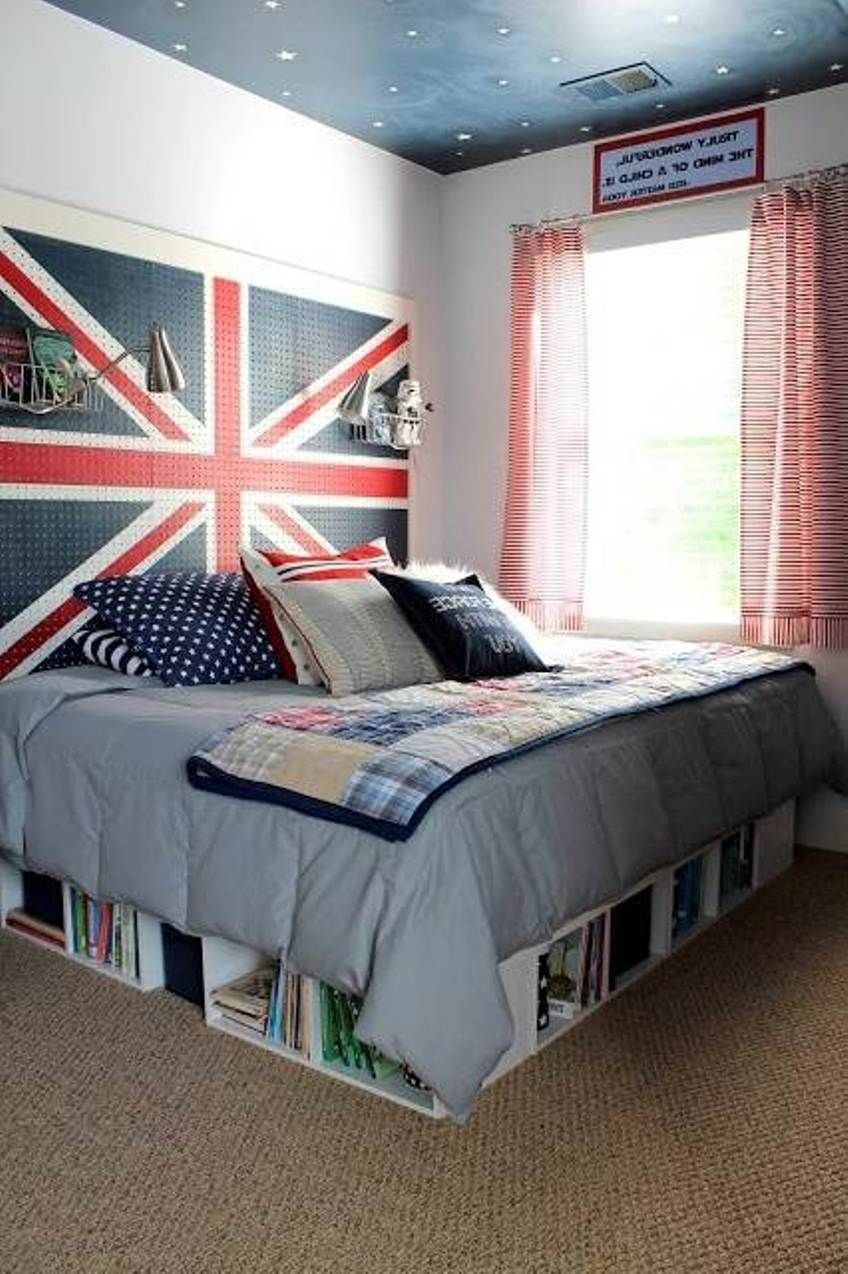 Under Bed Storage Ideas For Small Bedrooms : Space Saving ...