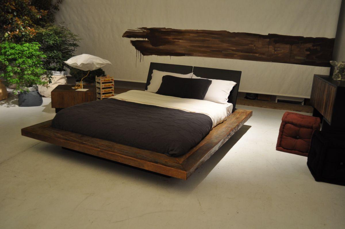 Madeira moderno Bed Imagens 3 Idéias Home Design   furniture   Pinterest