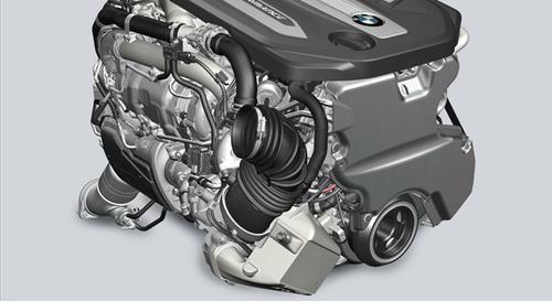 #Motori: #Bmw presenta il nuovo 6 cilindri diesel con quattro turbo da  (link: http://ift.tt/1Te9sye )