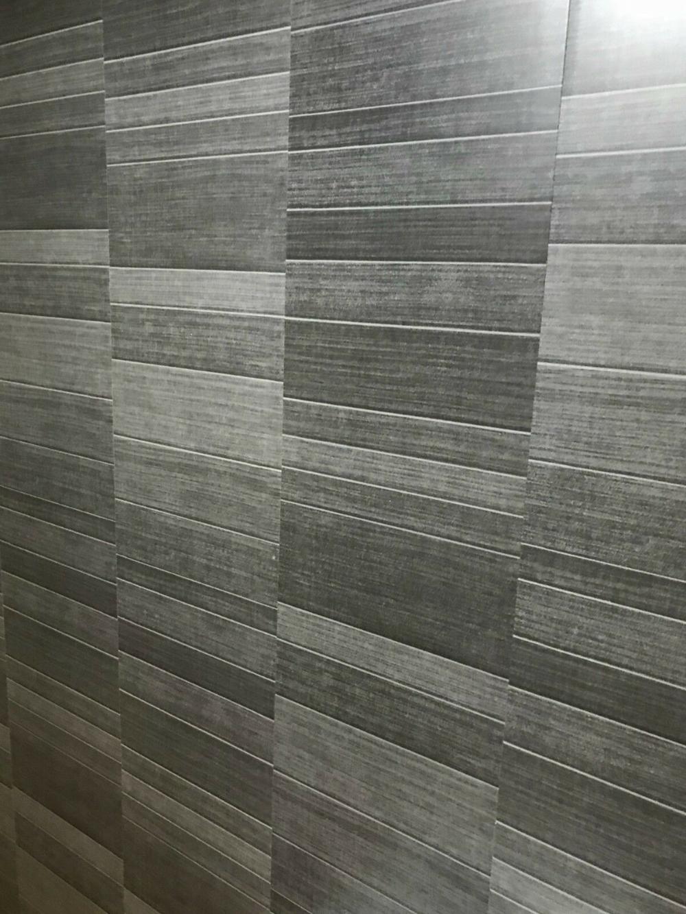 details about grey panels tile effect cladding sparkle