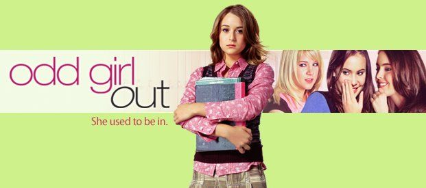 Odd girl out...Highschool can really affect teen's life, you need to be strong and believe in urself...this movie shows how mean girls can really get u down...it talks about depression, loosing urself and friends..one of the best