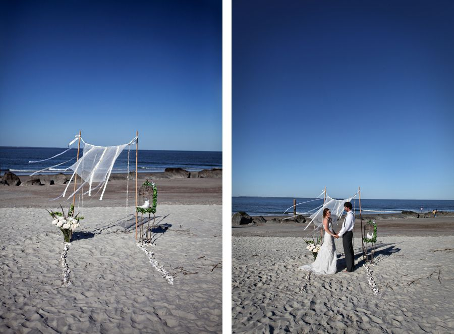 Styled Bohemian Beach Shoot