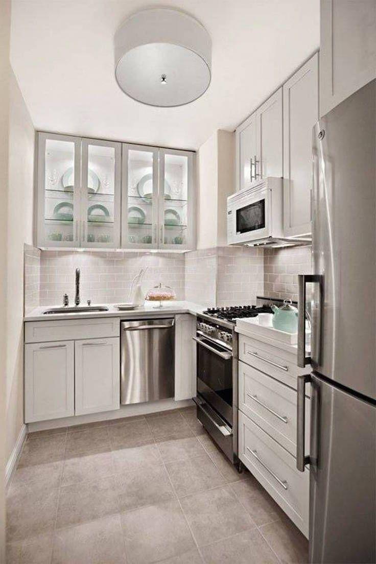 20 Amazing Small Kitchen Design Ideas Kitchen Cabinet Design