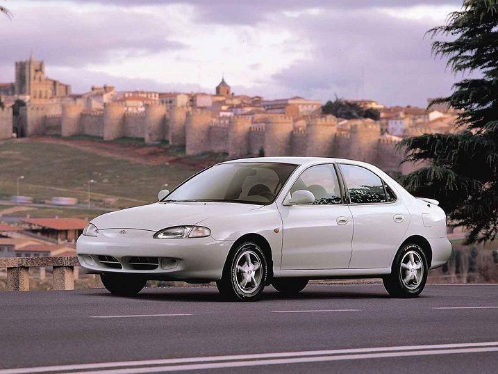Hyundai Elantra 1995 1998 Bmw Suv Hyundai Hyundai Elantra