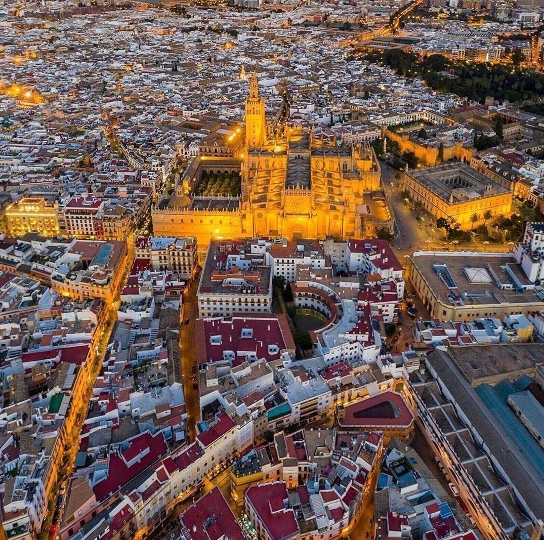 A vista de Pájaro.. | Sevilla, Lugares de españa, España