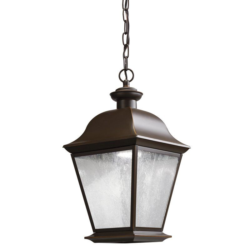 Larchmont Traditional 1 Light Led Outdoor Hanging Lantern Outdoor Hanging Lanterns Outdoor Hanging Lights Outdoor Pendant Lighting
