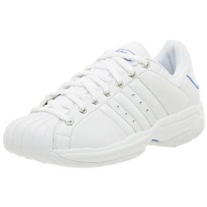 adidas Men\u0027s Superstar 2G NBA Pistons Basketball Shoe,White/White,11 M (