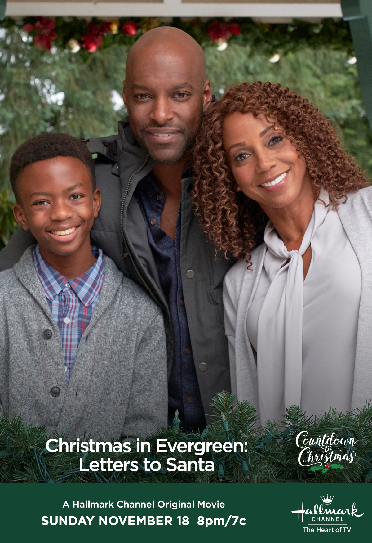 Christmas In Evergreen: Letters To Santa - New 2020 Mayor Michelle (Holly Robinson Peete) returns with new friendships