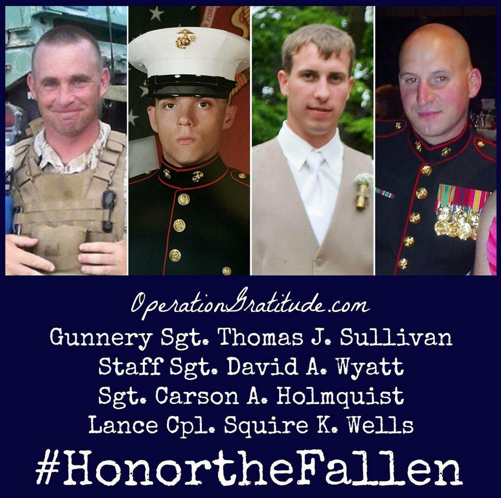 Honor the fallen: #Chattanooga #military