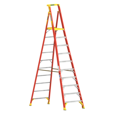 Pd6208 Type Ia Fiberglass Podium Ladder Step Ladders Ladder Fiberglass