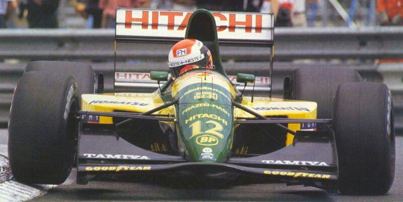 Pin on Lotus 107 Ford