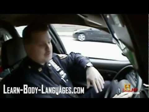 Body Language Secrets For Law Enforcement - Learn Body Language