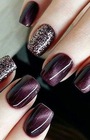 65 Gorgeous Fall Nail Art Designs to Try Now