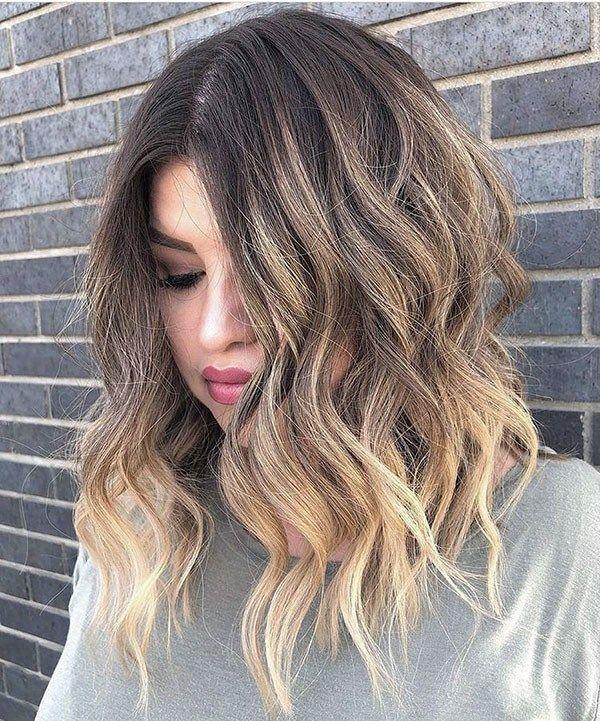 Popular Short Wavy Hairstyles 2019 -   20 popular hairstyles 2019 ideas
