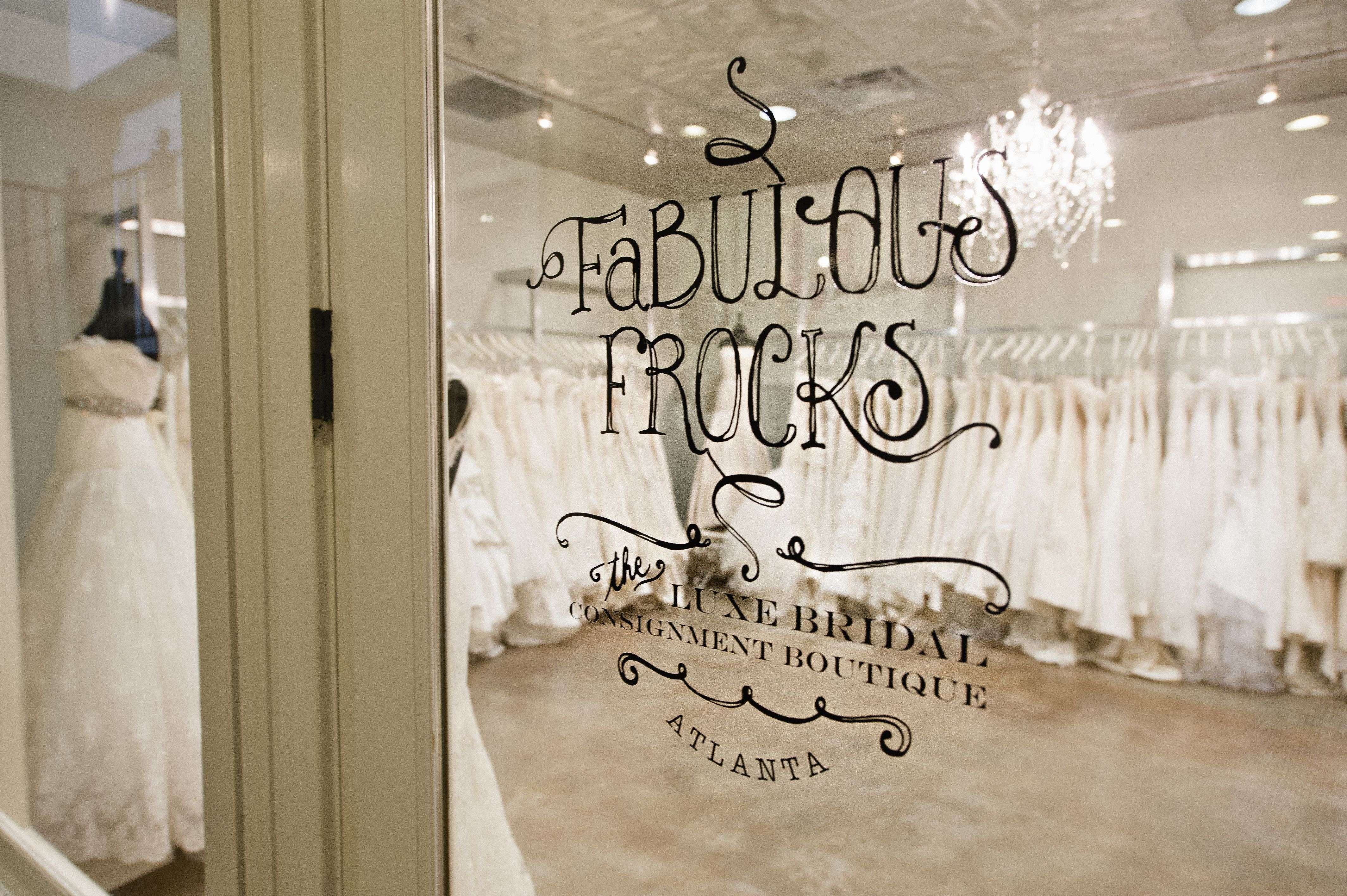 Atlanta Boutique Holiday Hours Wedding gown shop