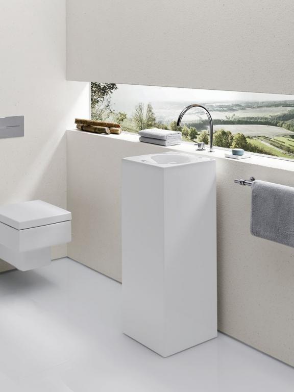Das minibad bad kleine b der bad und badezimmer for Dekotipps fur badezimmer
