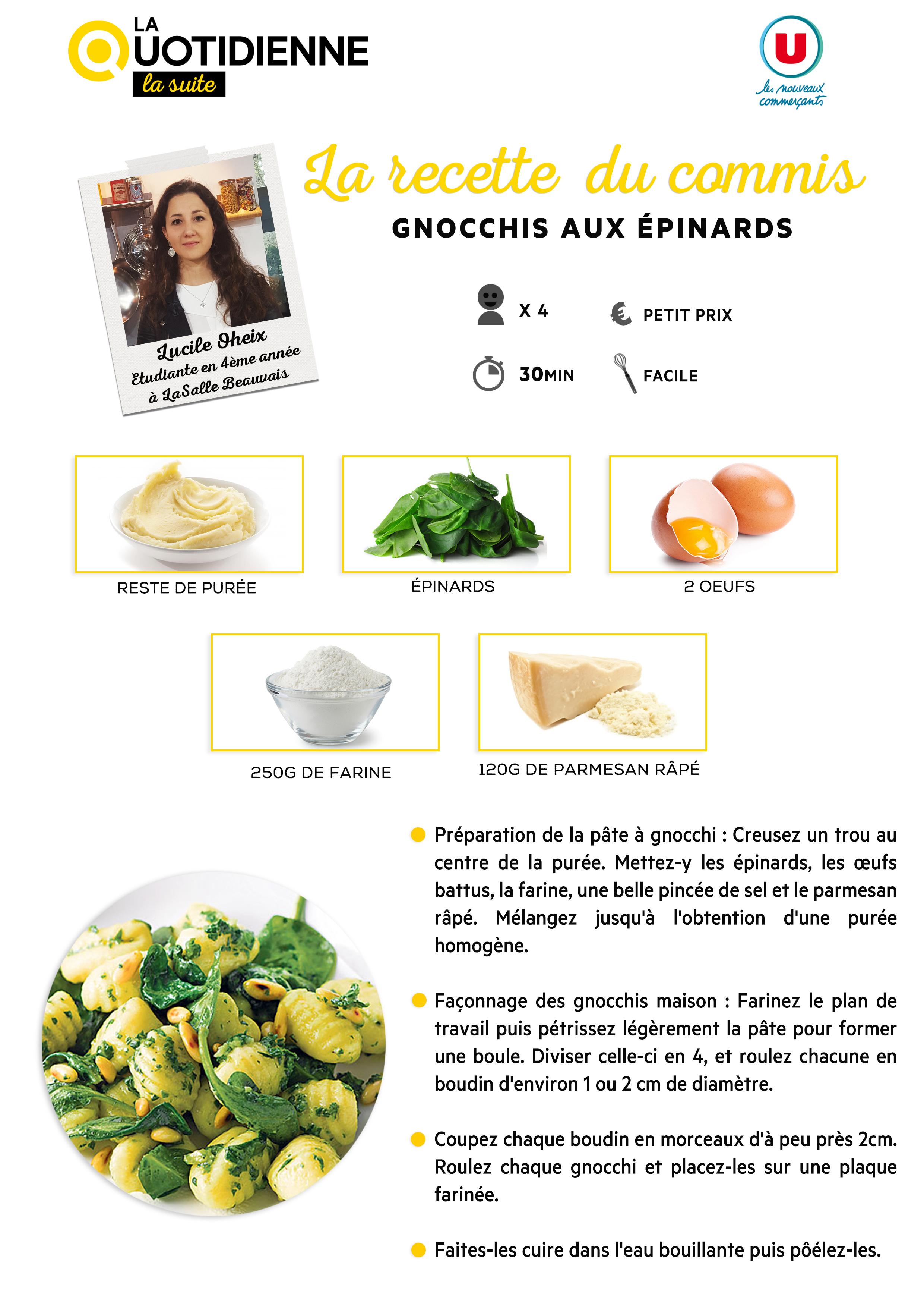 Les recettes la quotidienne la suite france 5 cuisine quotidienne pinterest beauvais - Recette cuisine quotidienne ...