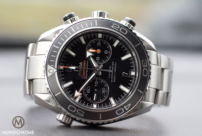Seamaster Planet Ocean Chrono or something I will never own.