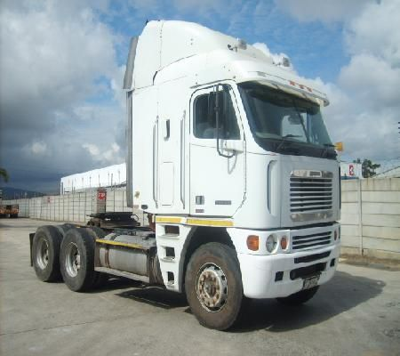 Freightliner Argosy 350 Freightliner Vehicles Trucks