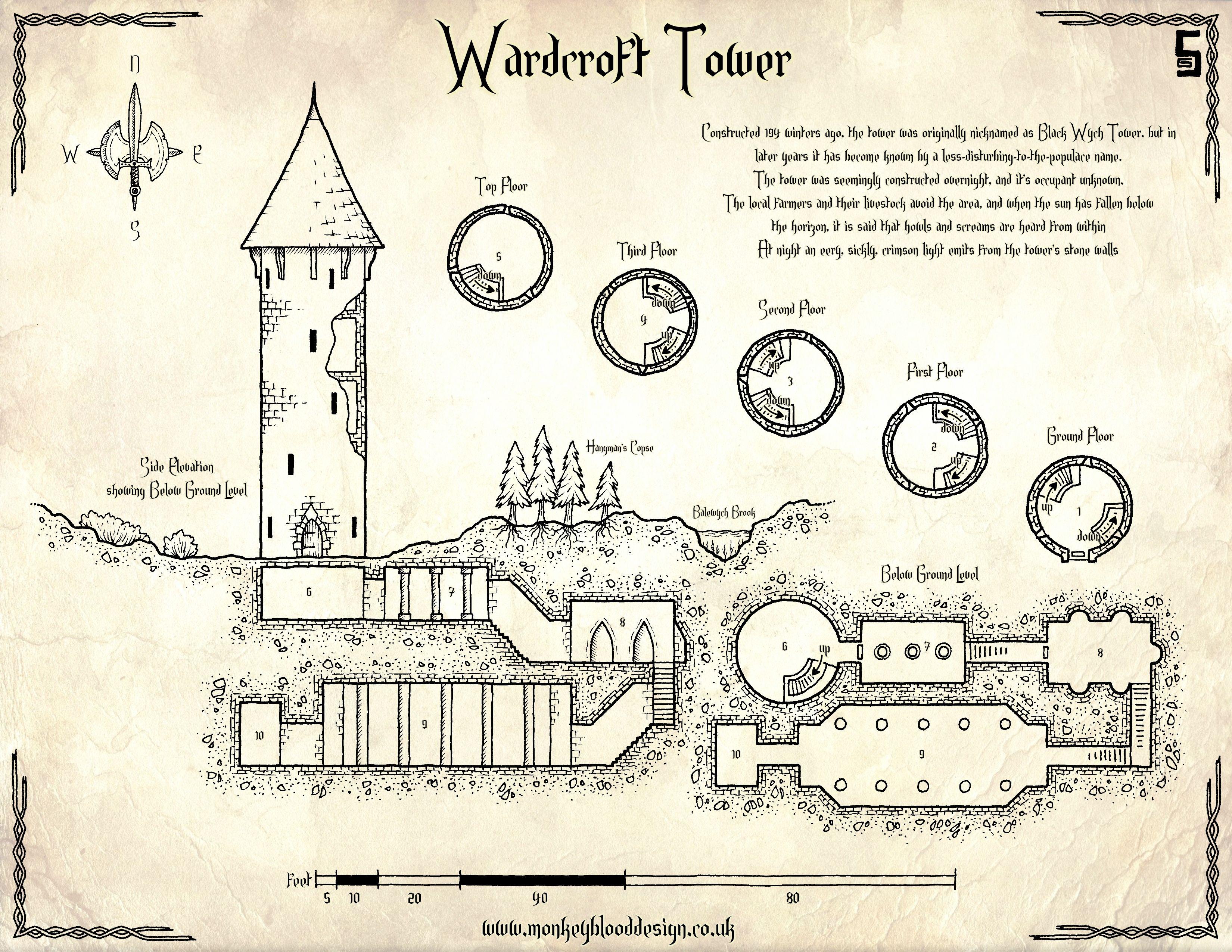 maps fantasy floorplan dungeon drawing dungeon inspiration