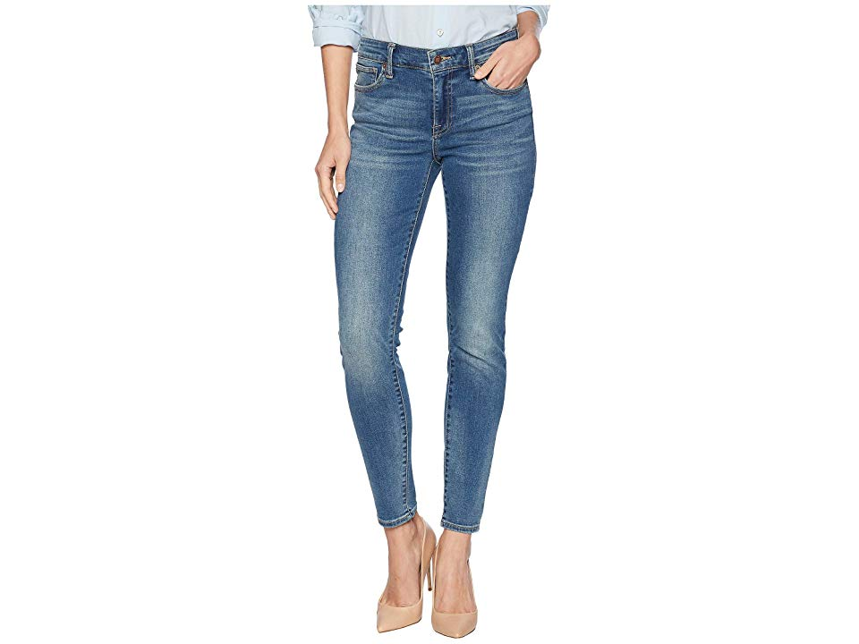 Lucky Brand Ava MidRise Super Skinny Jeans in Waterloo Waterloo Womens Jeans The perfect goto legging for your everyday needs Pant boasts a midrise with a skinny leg that...