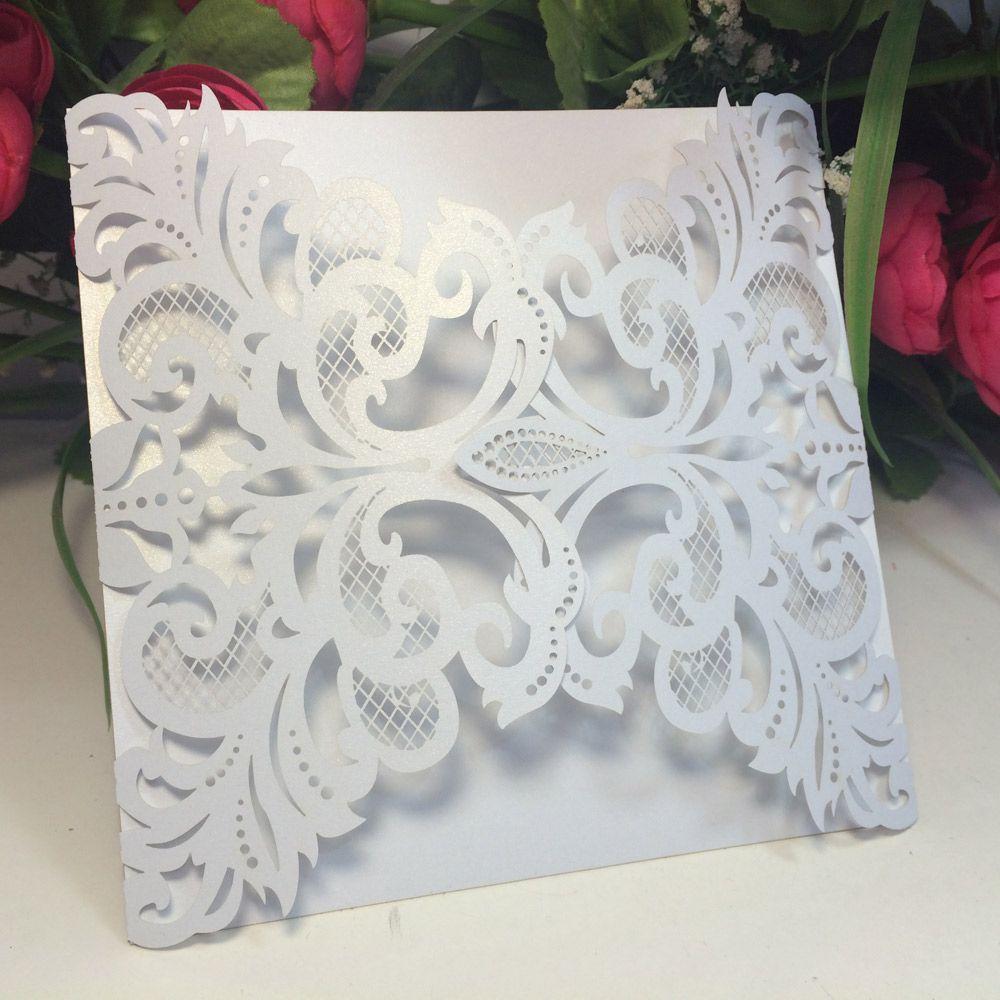 20Pcs Romantic WeddingBusinessPartyBirthday Invitation Cards – Order Party Invitations Online