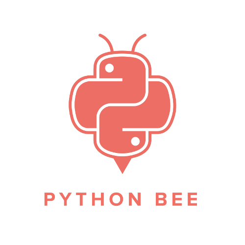 Python Bee Logo Dropbox Bee Logo Design Python