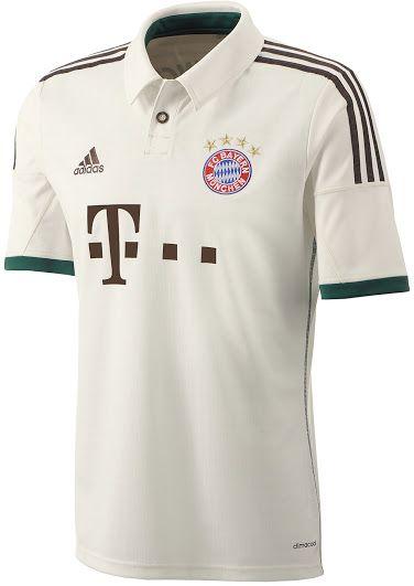 9905e4a18 FC Bayern München 13 14 (2013-14) Away Kit Released - Footy Headlines